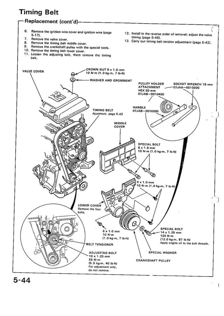 Bseries Timing on Obd2a Integra Wiring Diagram